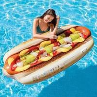 Pelampung Intex Hotdog Mat 58771