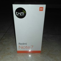 Xiaomi Redmi Note 7 3/32 Garansi Resmi TAM