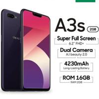 OPPO A3S 2/16 GB GARANSI RESMI 1 TAHUN