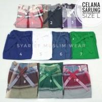 Celana Sarung SMW - Murah Berkualitas