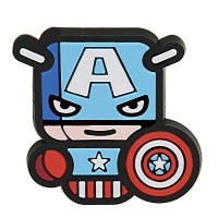 Sale - Parfum Pewangi Mobil Superhero - Captain America