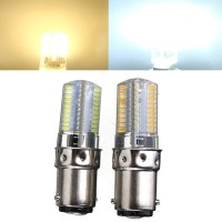 Top Brand Dimmable BA15D 3W White/Warm White 3014SMD LED Bulb