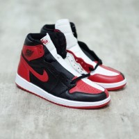 Nike Air Jordan 1 High Homage To Home 100% Authentic