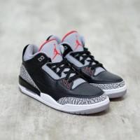 Nike Air jordan 3 Black Cement 100% Authentic