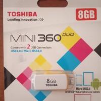 flash disk toshibha otg 8gb