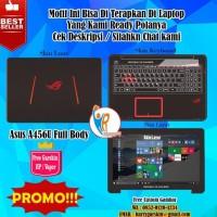 HOT SALE Promo Garskin Laptop Full Body Asus A456U Motif ROG -Free