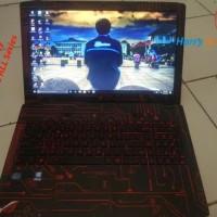 HOT SALE Promo Garskin Laptop Full Body Asus Rog GL552 All Series