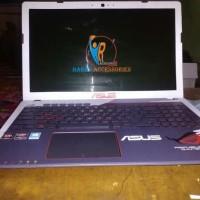 HOT SALE Garskin Laptop Full Body Asus X550ZE Motif ROG - Free Custom