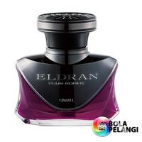 Carall 1856 Eldran Black Midnight Shower Car Air Freshener Parfum Mobi