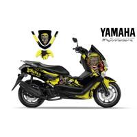 DECAL YAMAHA NMAX JOKER EDITIONS