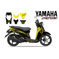 DECAL STICKER MOTOR YAMAHA FINO