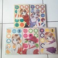 Komik Set Takeuchi Masami Plus + One +One 1 2 3 4 5 Cewek Bekas Murah