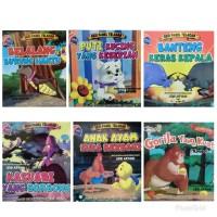 Paket Hemat Buku Dongeng/Buku Cerita Seri Fabel Teladan Isi 12pcs