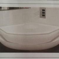 Bathub / Bak Mandi / Corner Bathub Christy Tipe Sudut Marbel