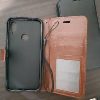 Xiaomi redmi note 7 Flip wallet leather