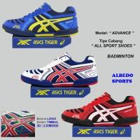 Sepatu Badminton Bulutangkis AsicsTiger ADVANCE Hart Hiqua