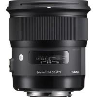 Sigma 24mm f/1.4 DG HSM (A) - Sony E