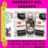Habbasyi Oil Minyak Habbatusauda 100 kaps | Habatusauda