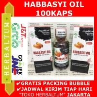 Habbasyi Oil Isi 100 kaps - Untuk Meningkatkan Imunitas