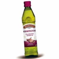 Mjnyak Zaitun BORGES Pure Olive Oil With Garlic