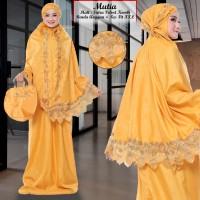 Mukena Fatin Mutia 5 pilihan warna