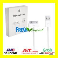 Apple 30 Pin To Usb Cable Kabel Data iPhone 4 4s iPad 2 3 4 Original