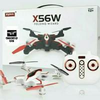 SYMA X56W / SYMA X56 W RC Drone Wifi Camera FPV Helicopter