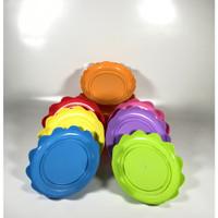 Tatakan Pot Plastik / Piring / Tray NKT Blossom 25