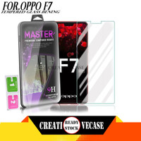 Tempered Glass Oppo F7 New Edition Screen Guard Oppo F7