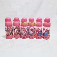 Botol Minum Anak Motif Avenger Cars HK Poni Tsum2 Frozen