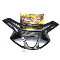 Cover Stoplamp Lampu Belakang New Pcx Carbon Nemo