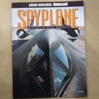 Majalah ANGKASA KOLEKSI Spyplane MISTERI & MISI RAHASIA