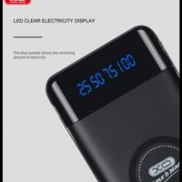 XO Wireless charger powerbank murah PB 29