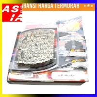 CHAIN RANTAI KIT ORI YUZAKA J8M RACING VARIASI MOTOR YAMAHA MX KING