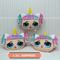 BONEKA BANTAL LOL SURPRISE GIRL CUSHION