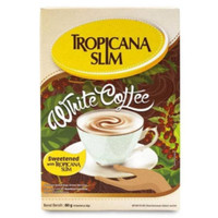 Tropicana Slim White Coffee 4S
