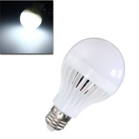 Top Brand E27 8W 22 SMD 5730 Motion Sensor Lamp LED Bulb Sound Light