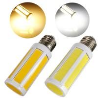 Top Brand E27 LED Bulb 9W COB AC 220V Warm White/White Corn Light
