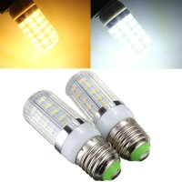 Top Brand E27 4.5W White/Warm White 36 SMD 5730 LED Corn Light Bulb
