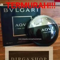 New Parfum Original Bvlgari Aqua for Men EDT 100ml