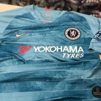 Dijual Jersey Chelsea 3Rd Baru New 2018/2019 Grade Ori Tbk