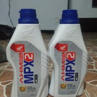 oli mesin honda mpx2 uk 0.8 ltr for all motor matic honda