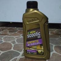 oli evalube scootic uk 0.8 ltr for all motor matic