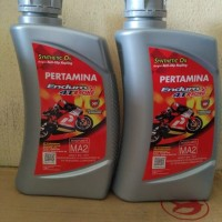 oli mesin enduro matic uk 0.8ltr for all motor matic