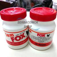 Lem Fox 150 Gr Lem Putih PVAC Bahan Untuk Slime Termurah Berkualitas