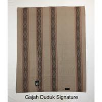 Sarung Gajah Duduk Signature Murah Halus Bagus Adem Jacquard