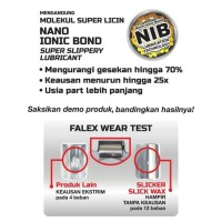 SUPER SALE Pelumas Rantai SUPER Anti Karat Tahan Air PRIMO SLICK WAX