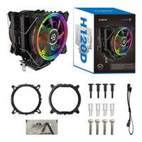 CPU COOLER GAMING ALSEYE HALO H120D UNIVERSAL PLATFORM - CPU FAN RGB