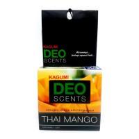 Kagumi Deo Scents Parfum Mobil Aroma Thai Manggo - isi 1