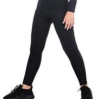 Celana Baselayer Anak Panjang Longpants Manset Training Legging Renang